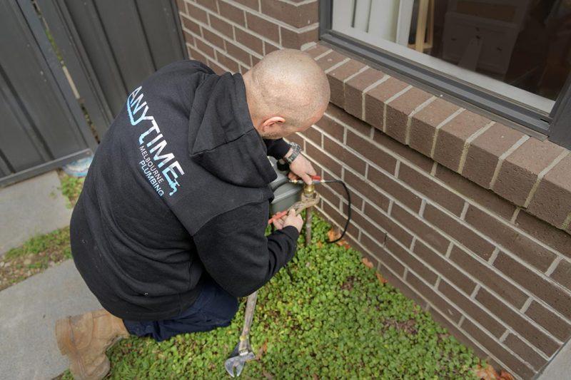 plumbing service parkville