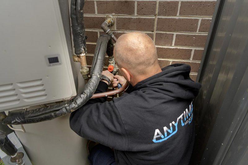 plumbing services brunside